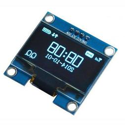 1.3 inch Blue OLED LCD 4Pin Display Module IIC I2C 128x64 3-