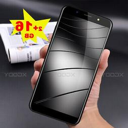 "16GB 6""inch Cell phone Unlocked Android 8.1 Smartphone Dual"