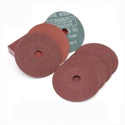 """4"""" inch 24-120 Grit Angle Metal Cutting Wheel Grinding Disc"""
