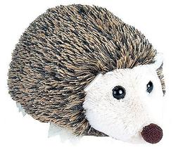 5 Inch Brown Hedgehog Plush Stuffed Animal by Wild Republic