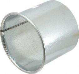Made in USA 5 Inch Inside Diameter Galvanized Adapter Duct F