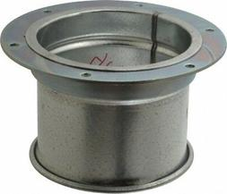 Made in USA 5 Inch Inside Diameter Galvanized Flange Adapter