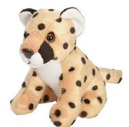 5 Inch Lil CK Cheetah Plush Stuffed Animal by Wild Republic