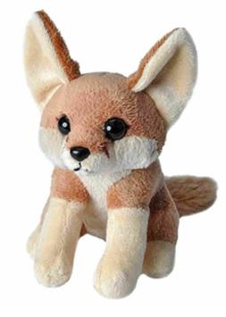 5 Inch Lil CK Fennec Fox Plush Stuffed Animal by Wild Republ