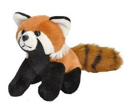 5 Inch Lil CK Red Panda Plush Stuffed Animal by Wild Republi
