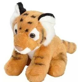 5 Inch Lil CK Tiger Plush Stuffed Animal by Wild Republic