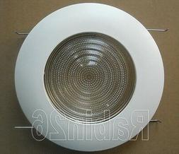 5 inch recessed can light metal shower