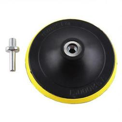 5 Inch Sanding Discs Pads Abrasive Roll Lock 10mm Shank for