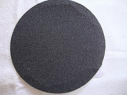 "5"" Inch Sandpaper Disks P220 Grit Peel and Stick Adhesive Ab"
