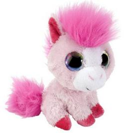 5 Inch Sweet & Sassy Lemonade Pony Plush Stuffed Animal by W
