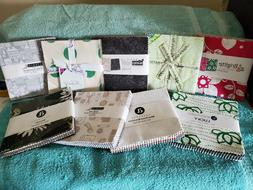 5x5 Inch Fabric Bundle Blocks, Batik Fabric Bundles, 5x5 Inc