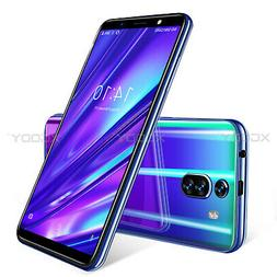 6 Inch Unlocked Android 8.1 Cell Phone 2 SIM Quad Core Smart