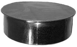 "Midwest Ducts 64 5"" Plain End Cap"