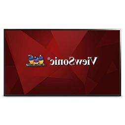 "ViewSonic CDE4302 43"" 1080p Commercial LED Display with USB"