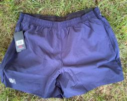 New Balance Accelerate 5 Inch Short, Eclipse  X Large