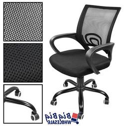 Black Ergonomic Swivel Mesh Computer Office Chair Desk Midba
