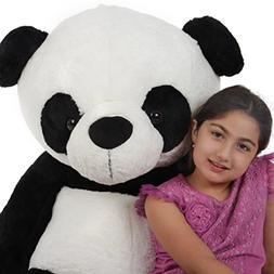 Giant Teddy Brand Giant Stuffed Panda Bears