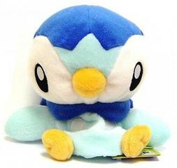 Pokemon Diamond & Pearl 5 Inch Puppets Piplup Plush Hand