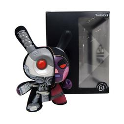 Kidrobot Dirty Robot Dunny 5 Inch Figure NEW