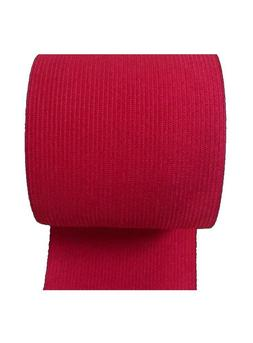 Generic Red Knit Elastic 5 yards, 2 inch
