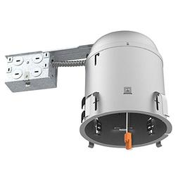 "Four Bros Lighting - 6"" inch Remodel LED Can Air Tight IC Ho"