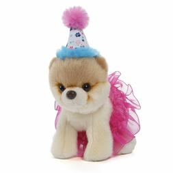 Gund Itty Bitty Boo #027 Birthday Tutu Plush, 5 inch by GUND