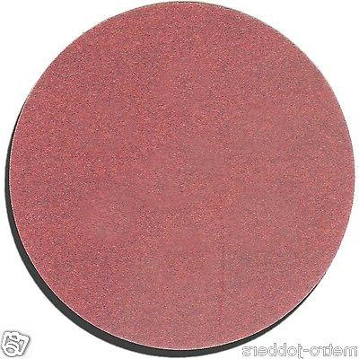 3M 01301 Hookit Red 5 Inch P100 Grit Abrasive Disc