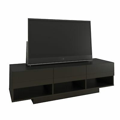 105106 stereo tv stand 60 inch black