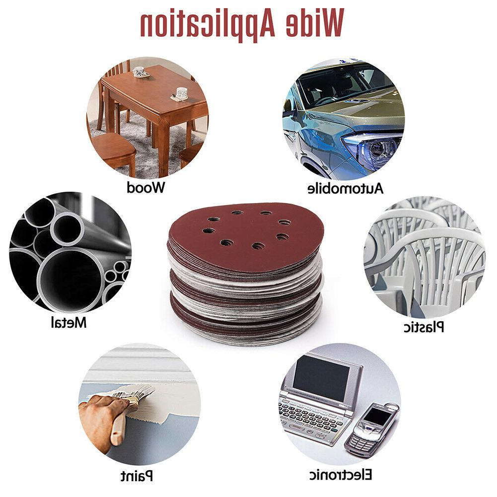 120PCS Hole Hook and Round Discs Sheets