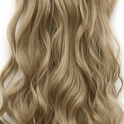 3-5 Delivery 16 Blonde, synthetic hair-24 Inch-160g