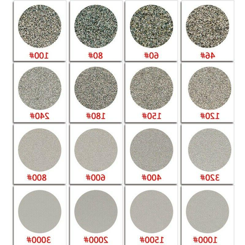 """5"""" 125mm Grit 400 Grinding Coated for"""