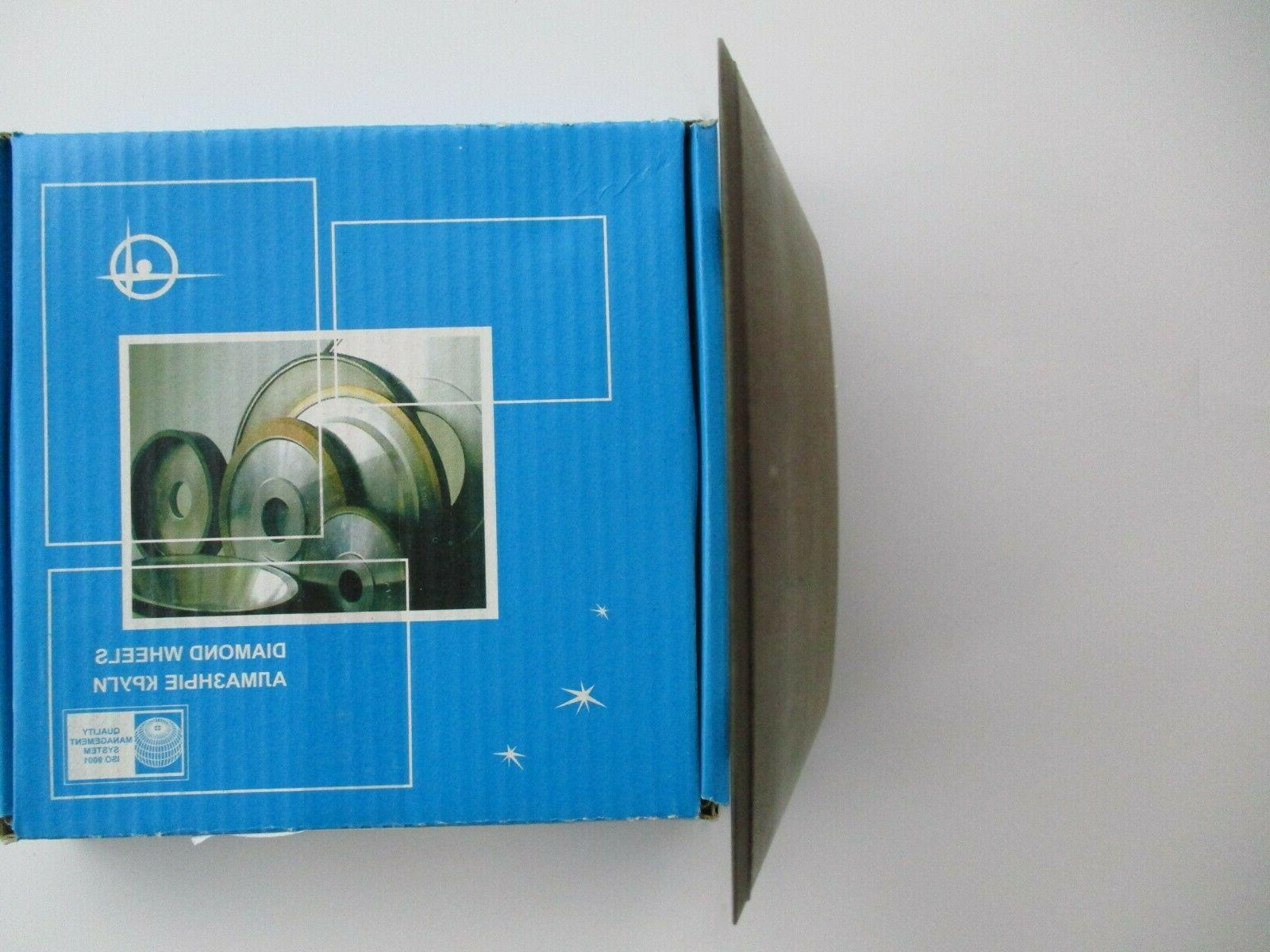 5 inch / Hole Type: Dish Grinding 120-180 Grit