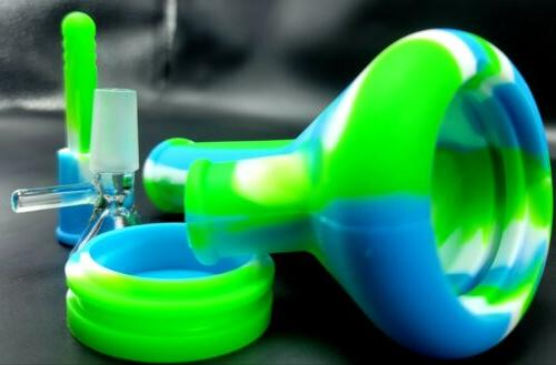 5 Inch Unbreakable Silicone Water Pipe