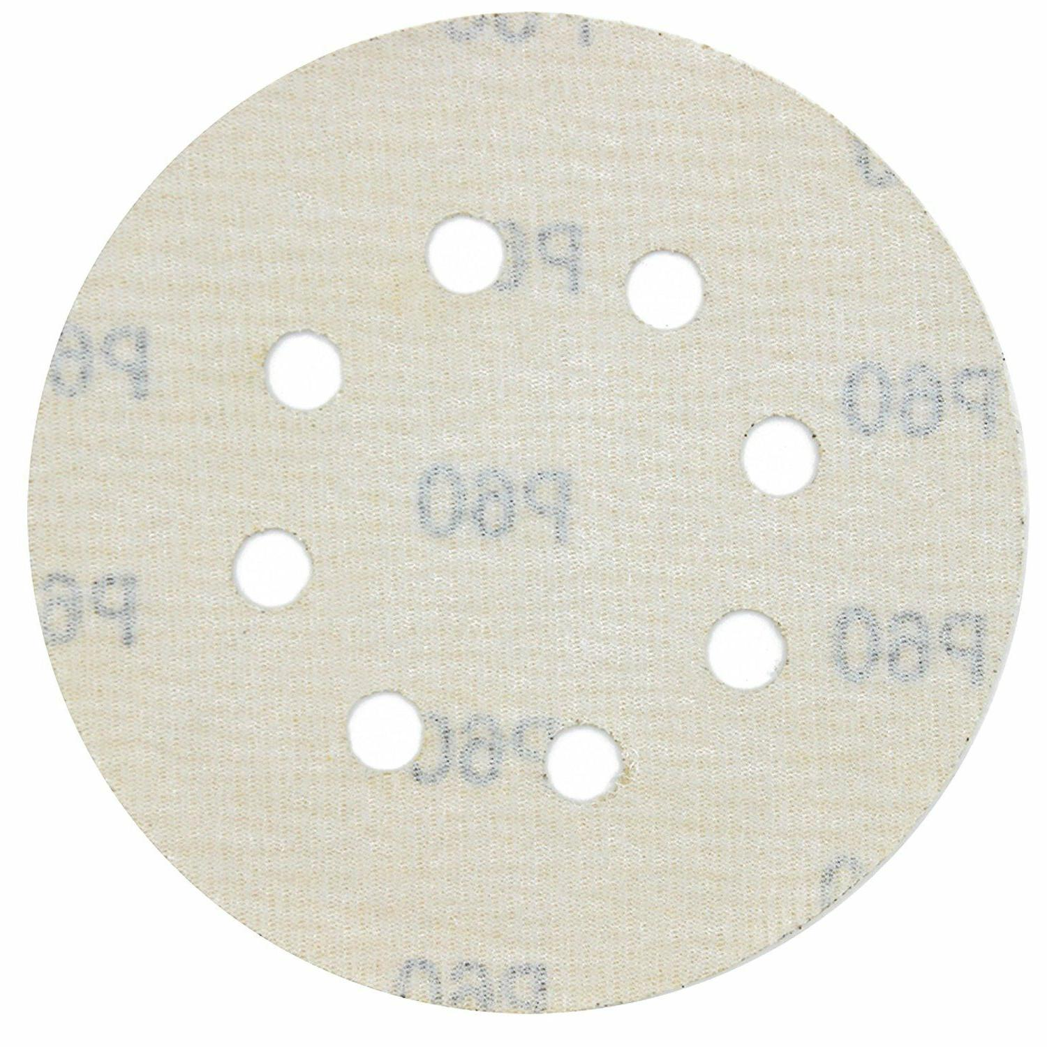 100pcs Grit and Sanding Sandpaper Sander Pads Sheets