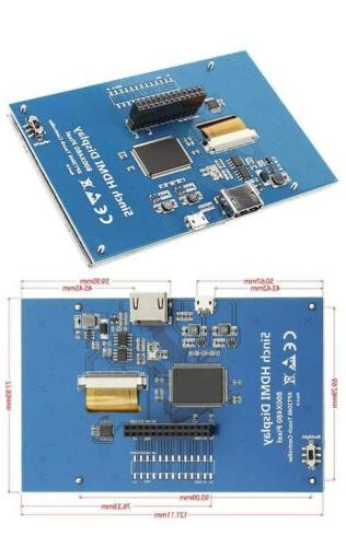Elecrow 5 inch Capacitive Touch TFT