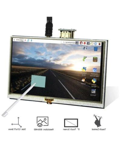 Elecrow 5 inch Touch Screen LCD Display