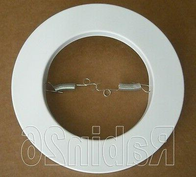 5 inch recessed can light open metal