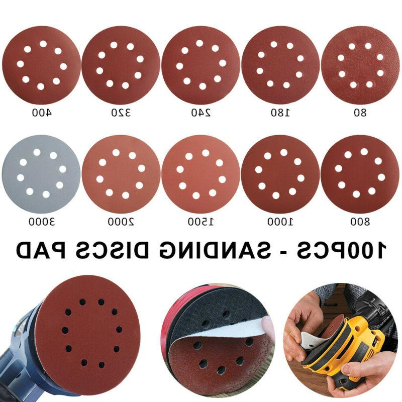 5 Sandpaper Grit and
