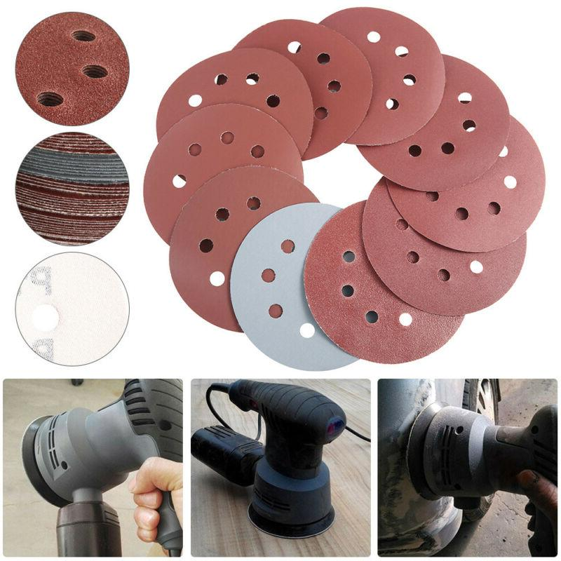 5 inch Sanding Sandpaper Grit and