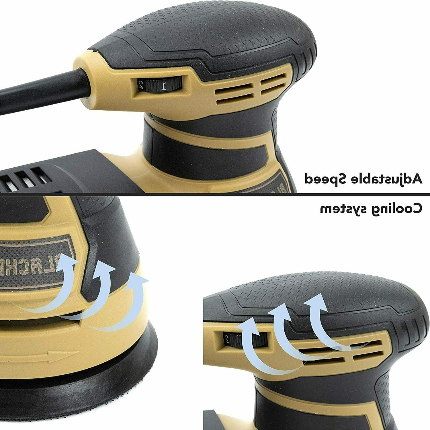 5 Inch Random Orbit Electric DeWalt