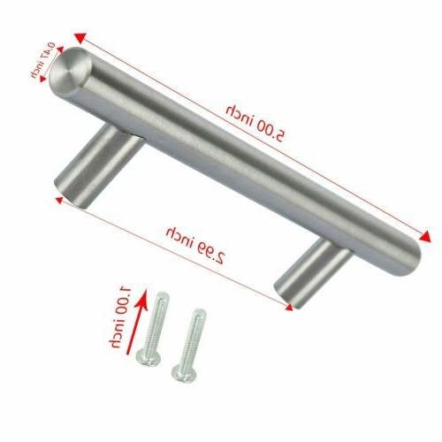 5Inch Stainless Steel Handles Bar