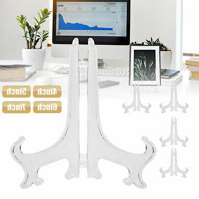5x 4 7 clear plastic display stand