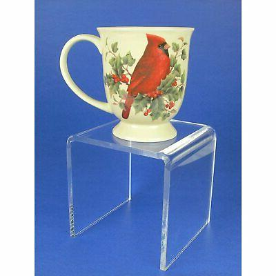 BANBERRY DESIGNS Acrylic Stand 5 Inch Set of