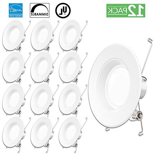 baffle recessed retrofit kit dimmable