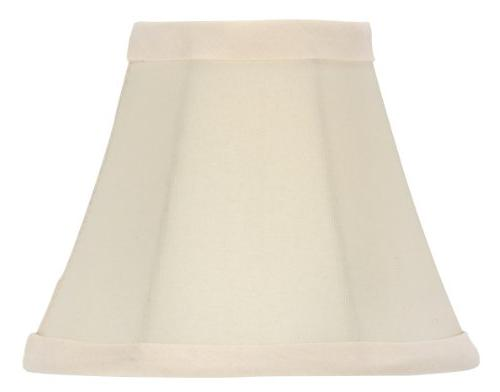Upgradelights of Chandelier Shades Shape 5 2.5x5x4.25