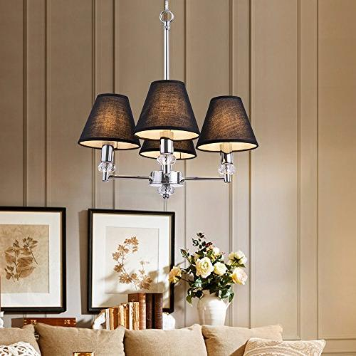 """Wellmet of Small for Dining Clip on Lamp, 3"""" X"""