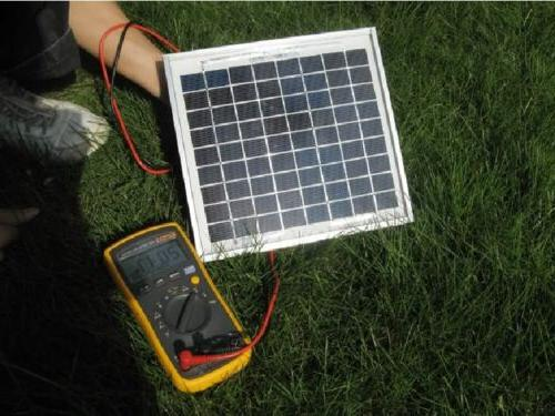 ECO Poly Solar Panel Battery Charger