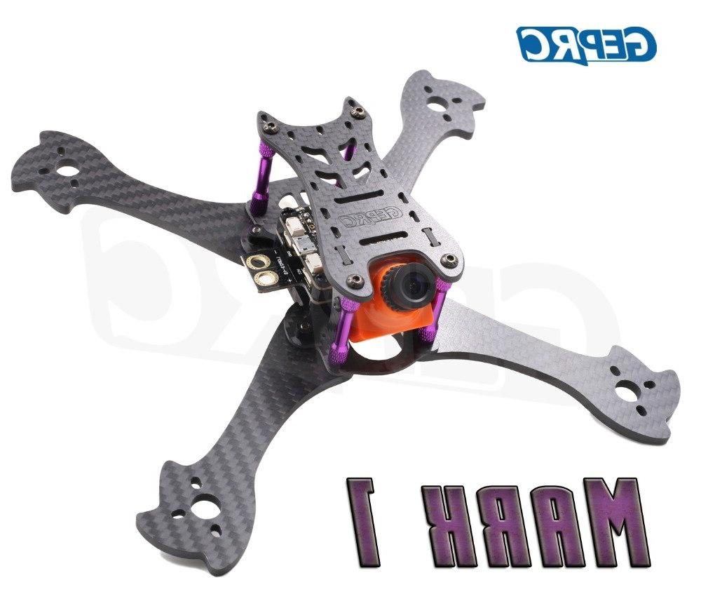 FPV Racing machine Quadcopter Frame Kit GEPRC Mark1 for 3S/4