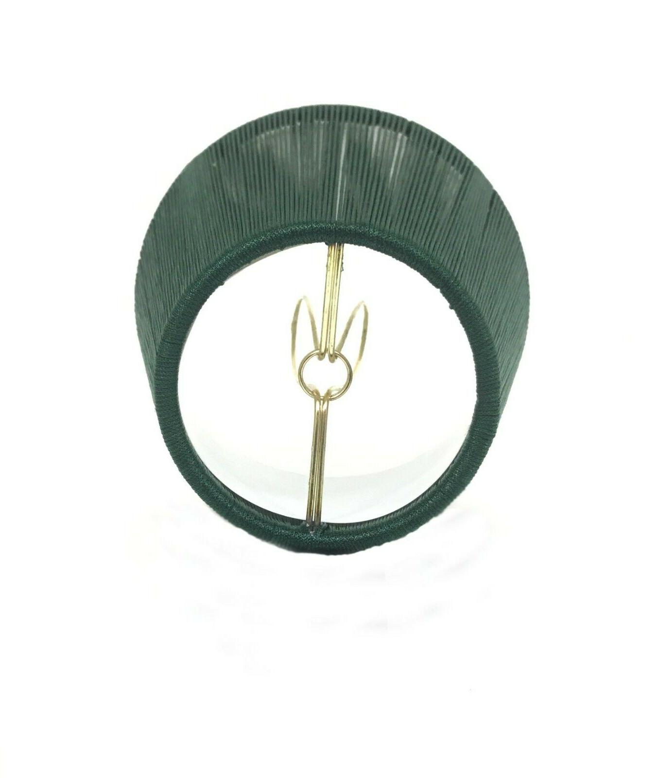 Green Bell Shape 5 Inch Clips onto Qty 1