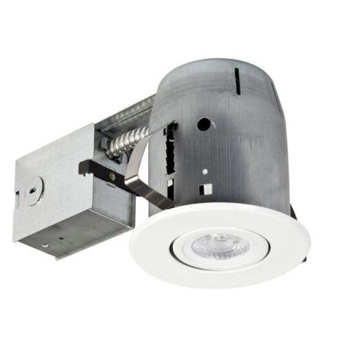 ic rated dimmable downlight swivel